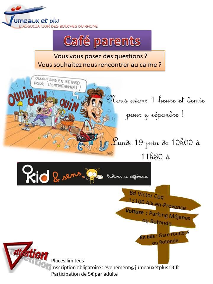 Cafe Parents Enfant A Marseille